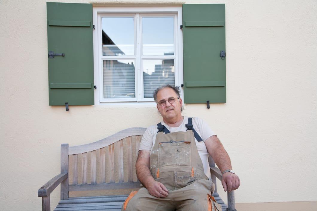 Umbau und Sanierung vom Schreiner Adolphs Fensterbau und Holztüren