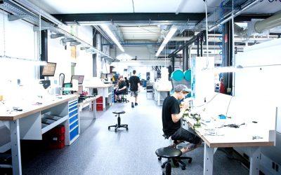 Die Werkbank- und Arbeitsplatz-Lösungen in höchster Industriequalität