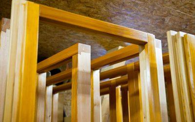 Hochwertige Holztüren